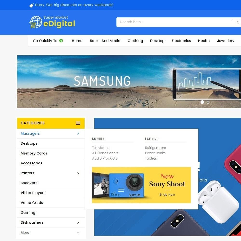 theme - Electrónica e High Tech - eDigital Mega Shop Electronics - 10