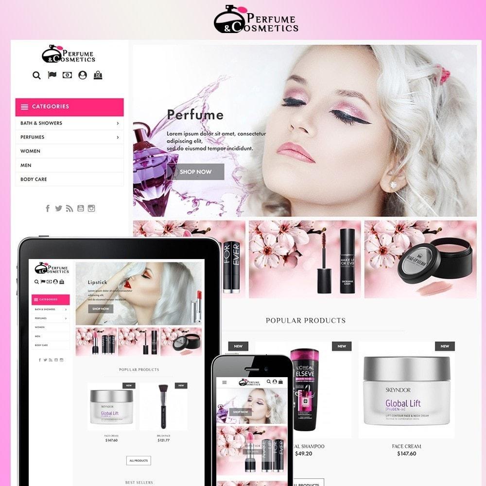 theme - Zdrowie & Uroda - Perfume and Cosmetics - 1