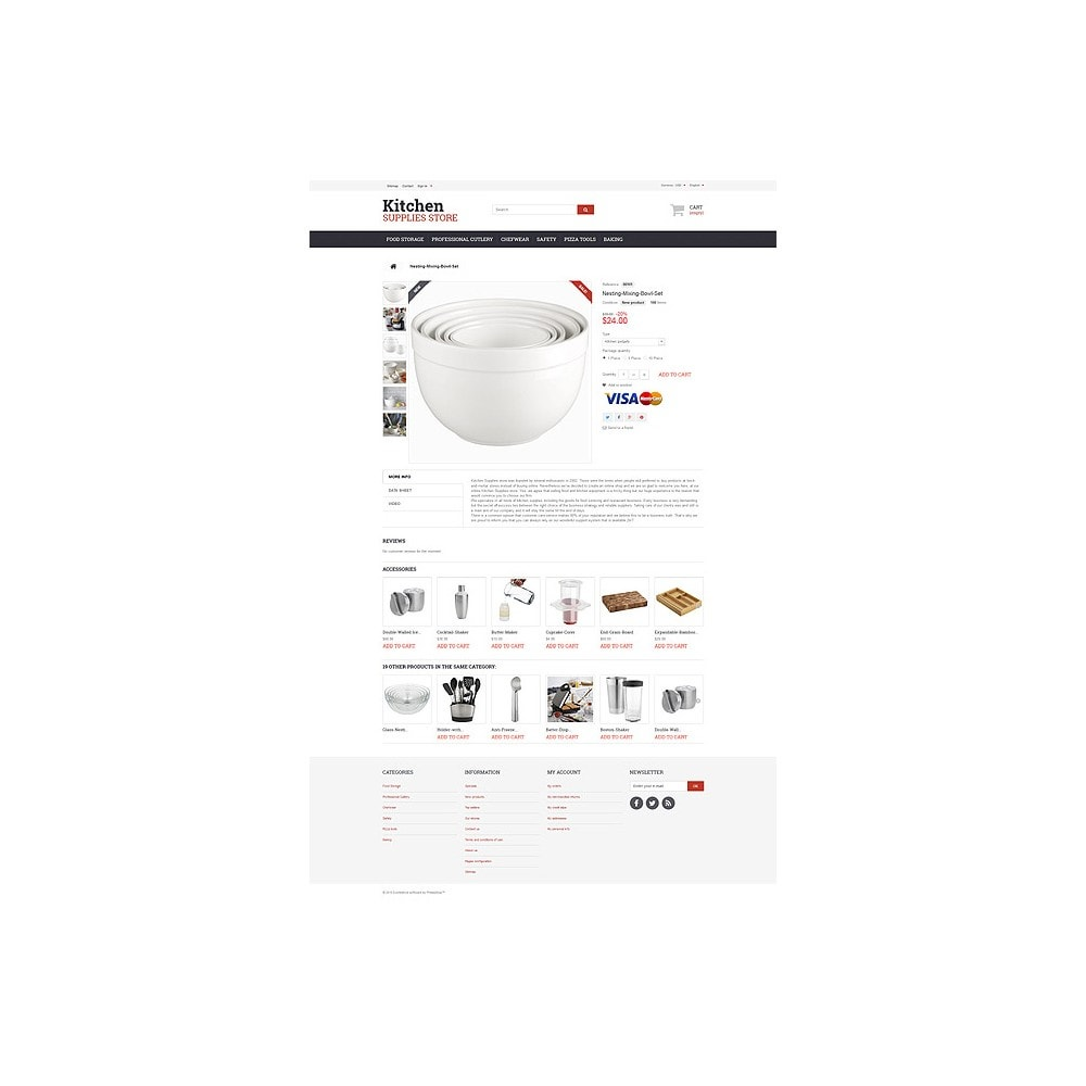 theme - Kultura & Sztuka - Kitchen Supplies Store - 7