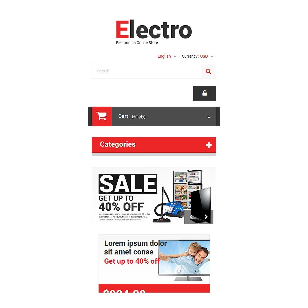 theme - Electrónica e High Tech - Home Electronics - 8