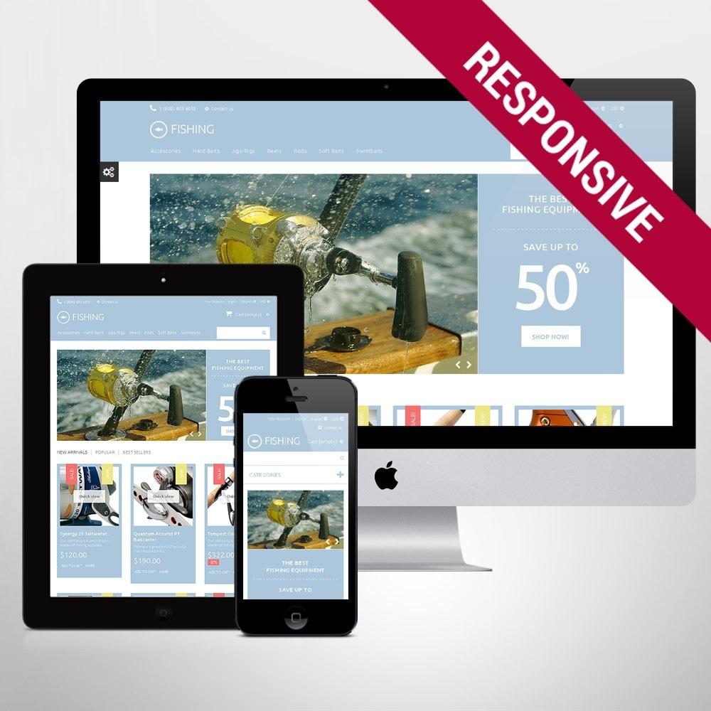 theme - Sport, Rozrywka & Podróże - Fishing Equipment - 1