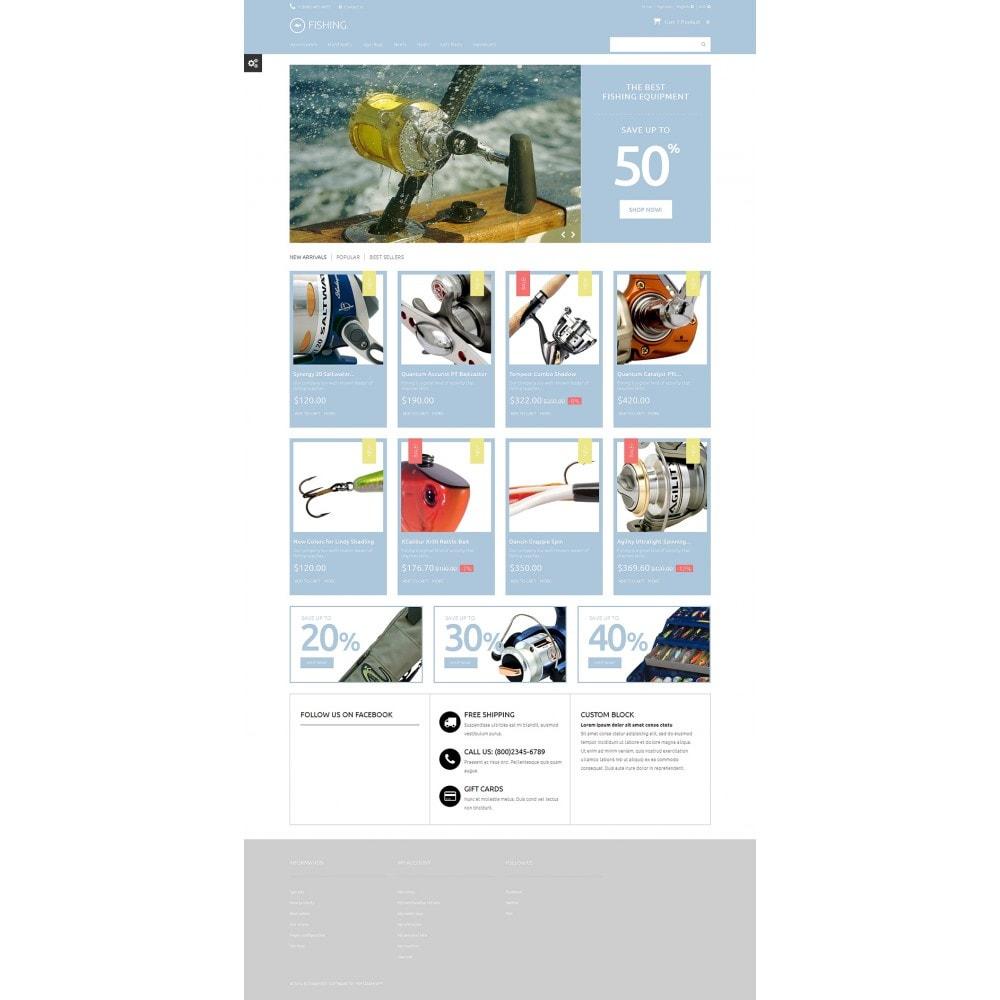 theme - Sport, Aktivitäten & Reise - Fishing Equipment - 2