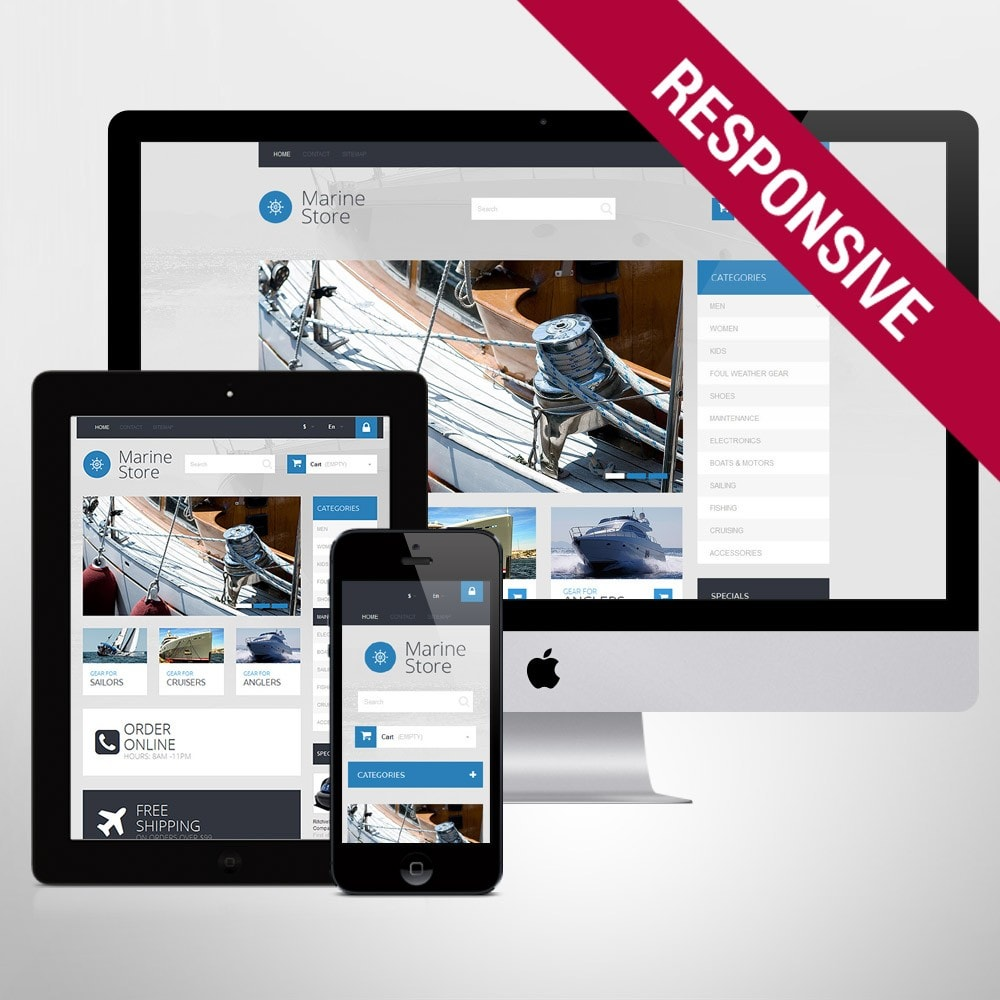 theme - Sport, Aktivitäten & Reise - Seamens Gear - 1
