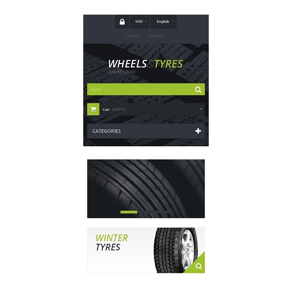 theme - Coches y Motos - Wheels and Tyres - 9