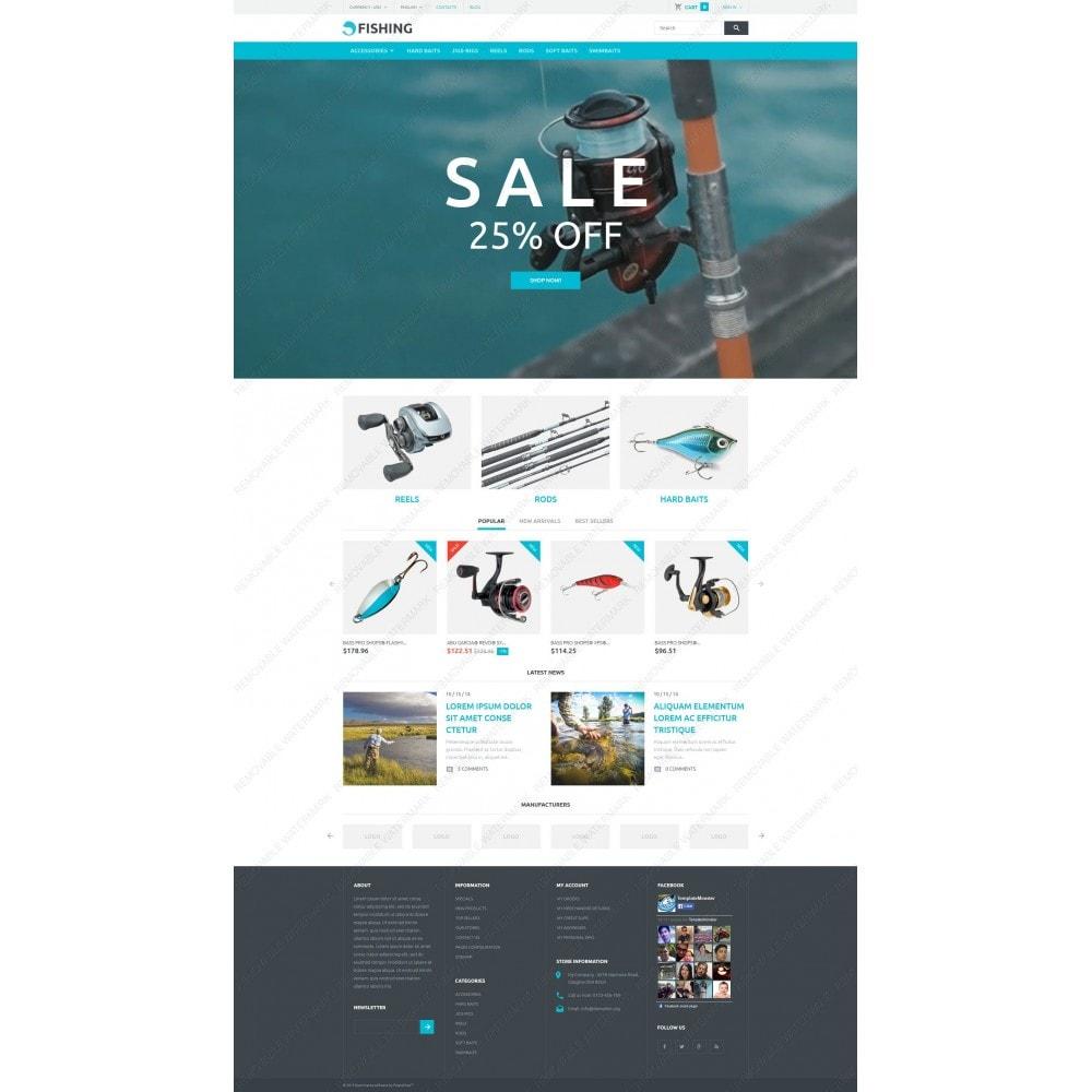 theme - Deportes, Actividades y Viajes - Fishing Store - 3