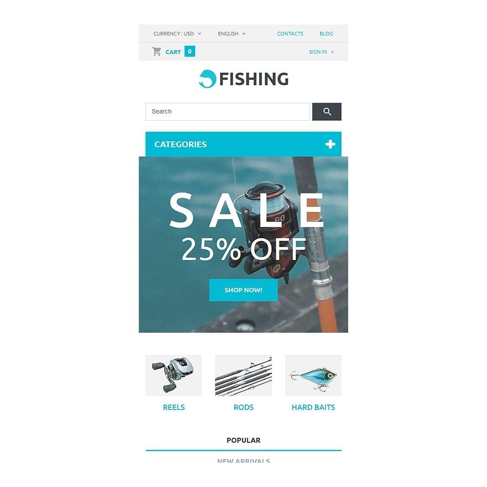 theme - Deportes, Actividades y Viajes - Fishing Store - 8