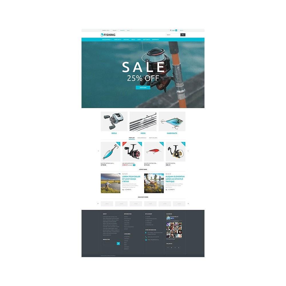 theme - Deportes, Actividades y Viajes - Fishing Store - 10