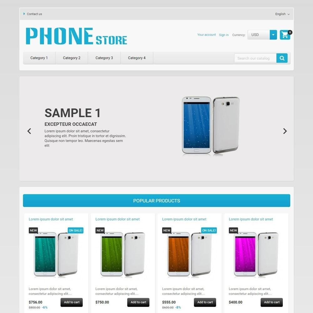 theme - Electronique & High Tech - PhoneStore - 1