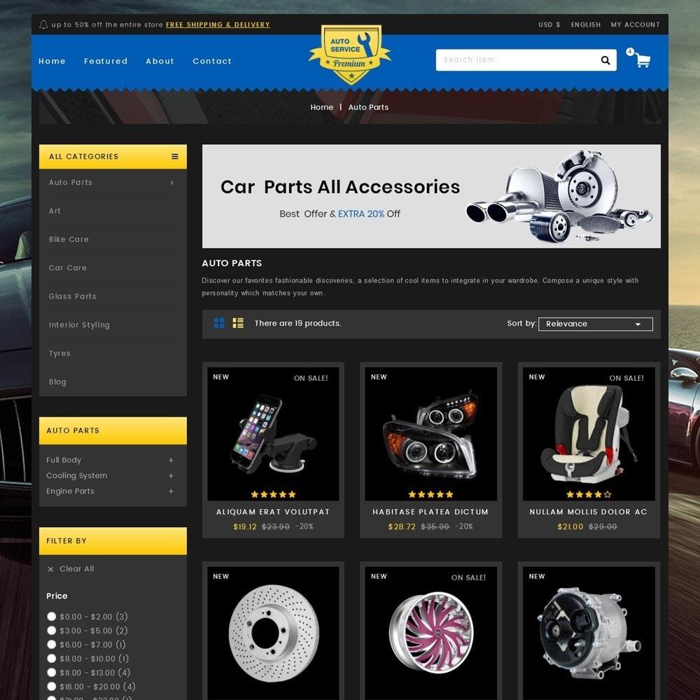 theme - Auto & Moto - Auto Service - Premium Store - 3