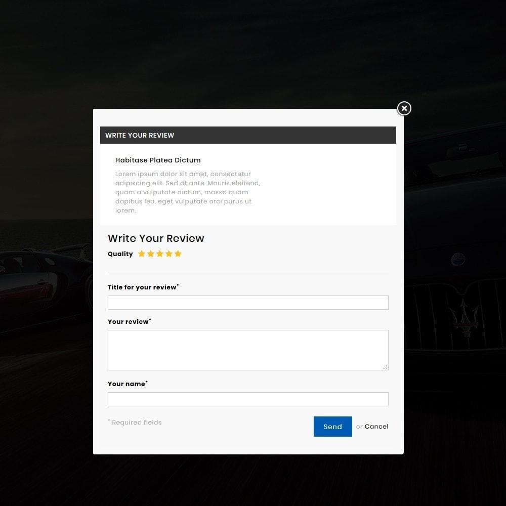 theme - Auto & Moto - Auto Service - Premium Store - 9