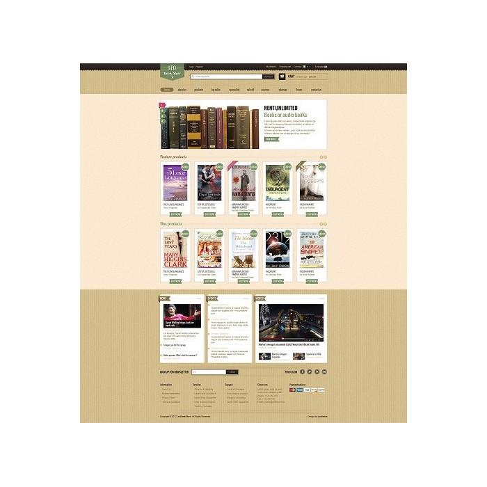 theme - Art & Culture - Leo Book - 1