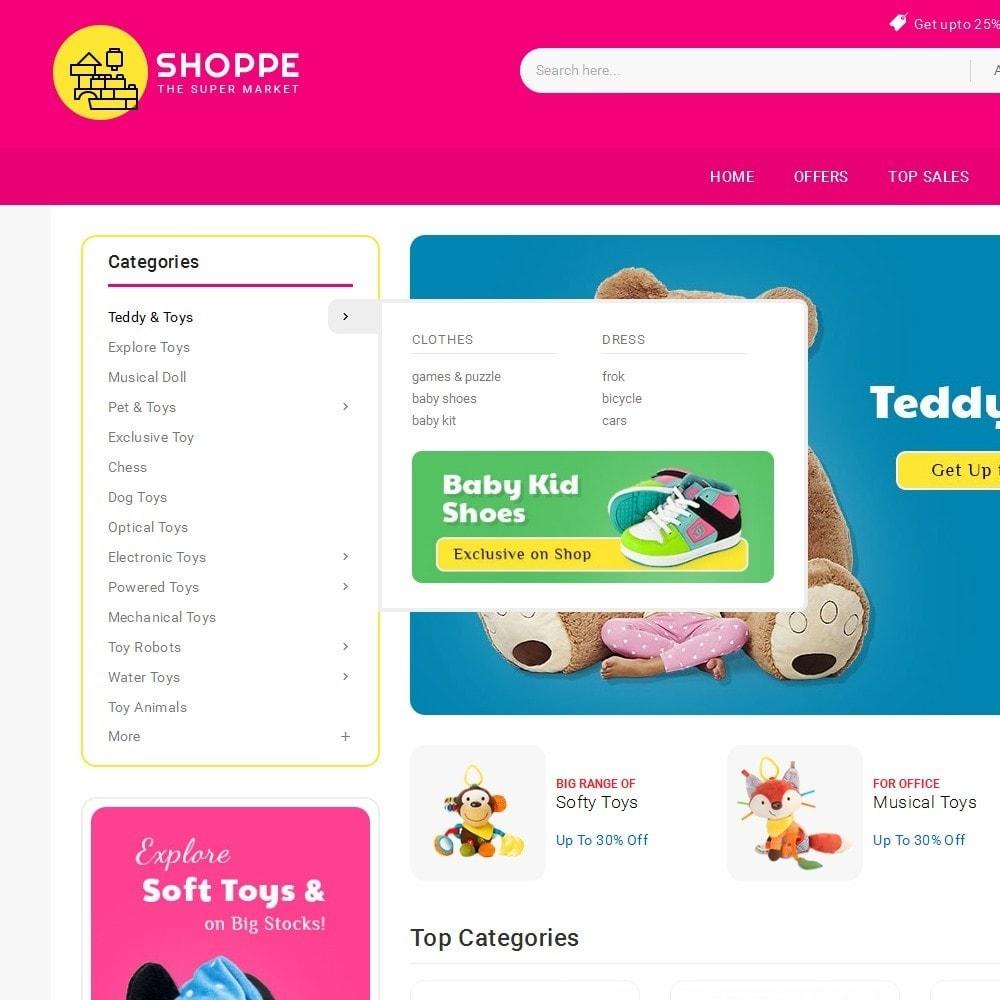 theme - Bambini & Giocattoli - Mega Shoppe Kid Toys - 10