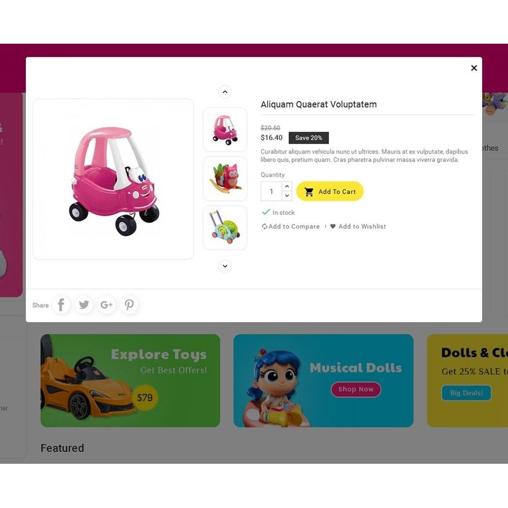 theme - Kinder & Spielzeug - Mega Shoppe Kid Toys - 9