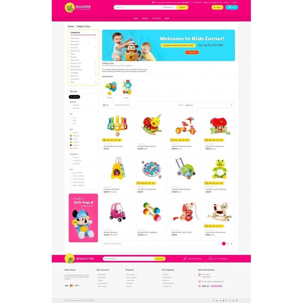 theme - Enfants & Jouets - Mega Shoppe Kid Toys - 4
