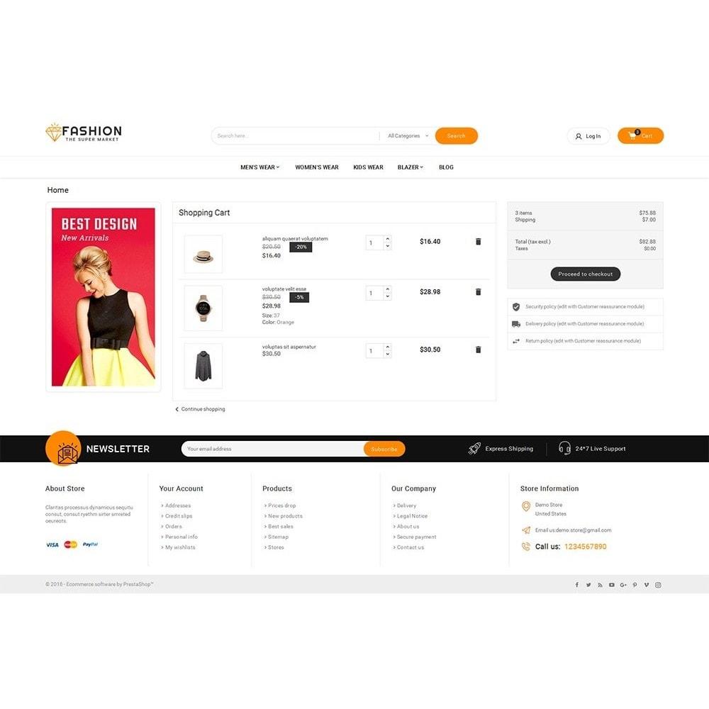 theme - Moda y Calzado - Mega Shoppe Fashion - 7