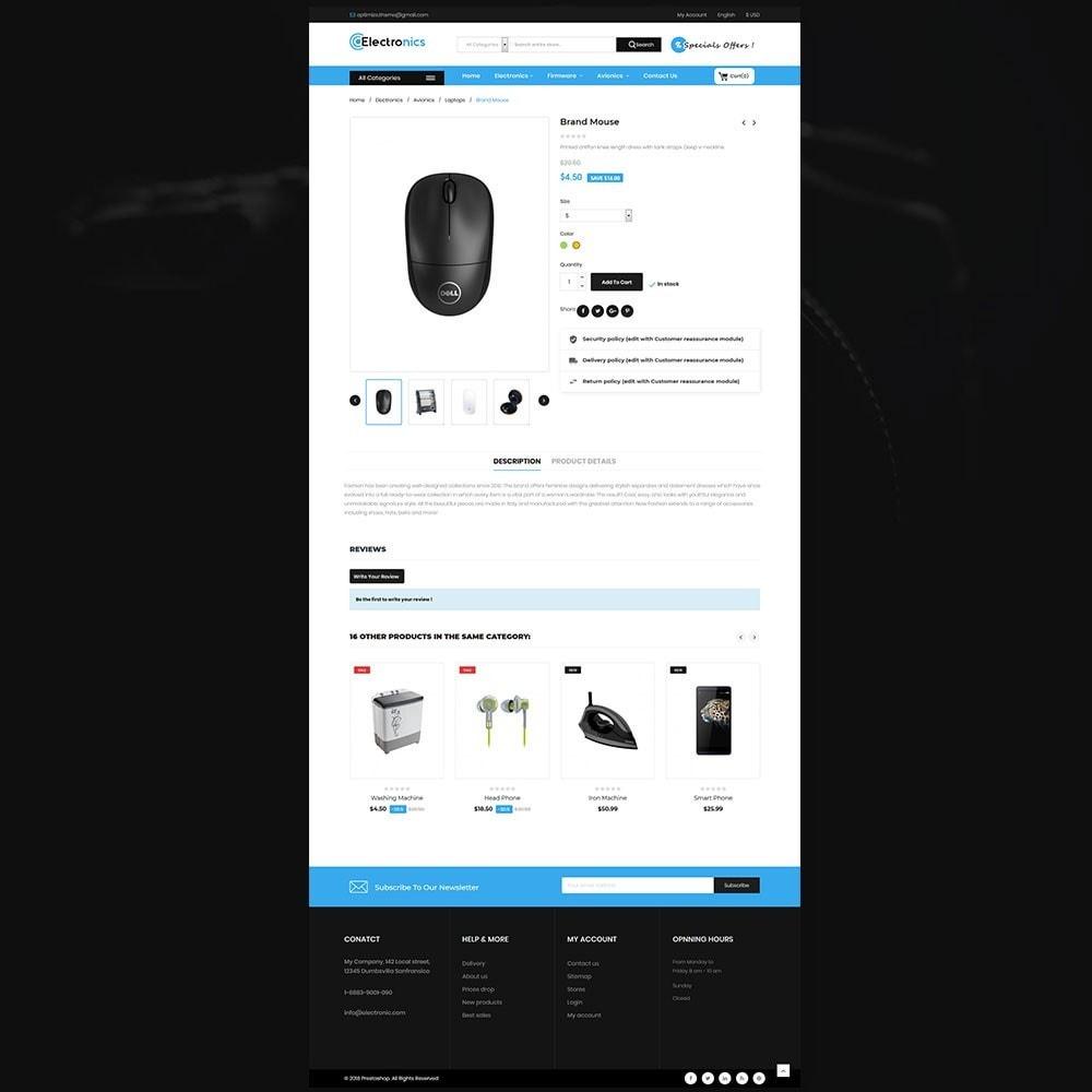 theme - Elektronika & High Tech - electronic store - 6