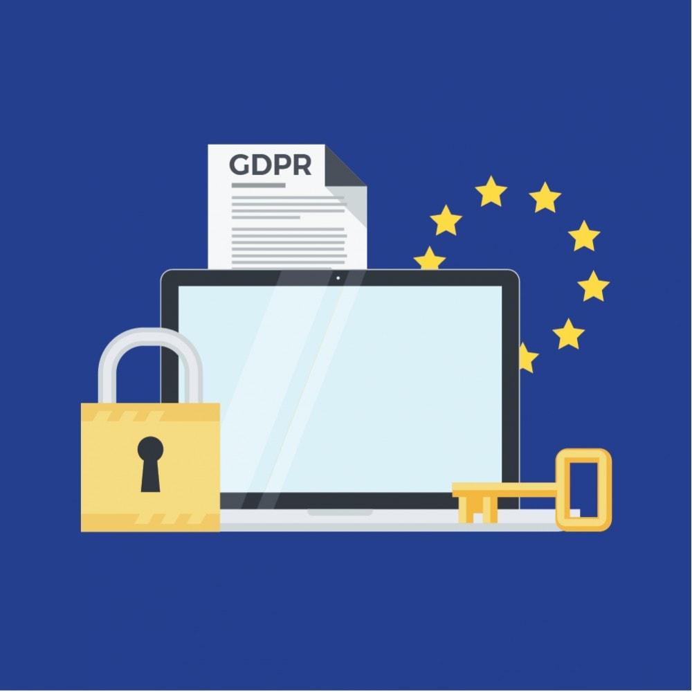 module - Jurídico - Conformidade oficial com o RGPD by PrestaShop (1.7) - 1