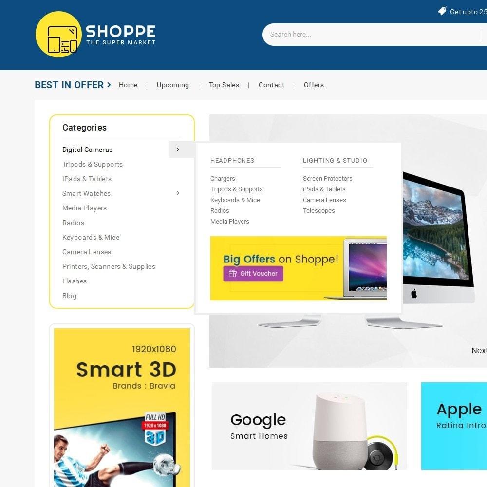 theme - Elettronica & High Tech - Mega Shoppe Electronics - 10