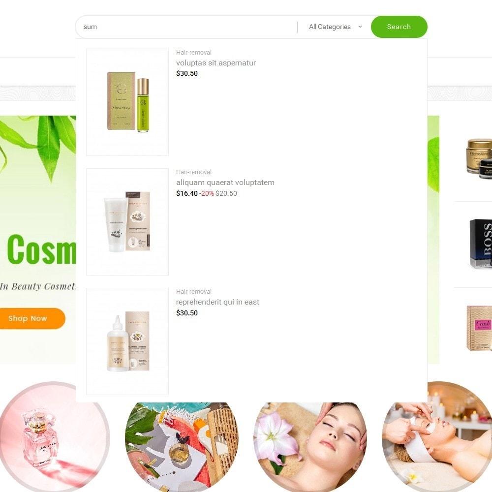theme - Salute & Bellezza - Mega Shoppe Bio Cosmetics - 11