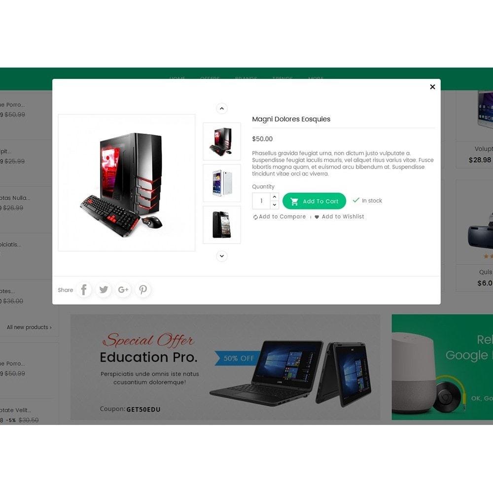 theme - Electrónica e High Tech - Mega Shop Electronics - 9