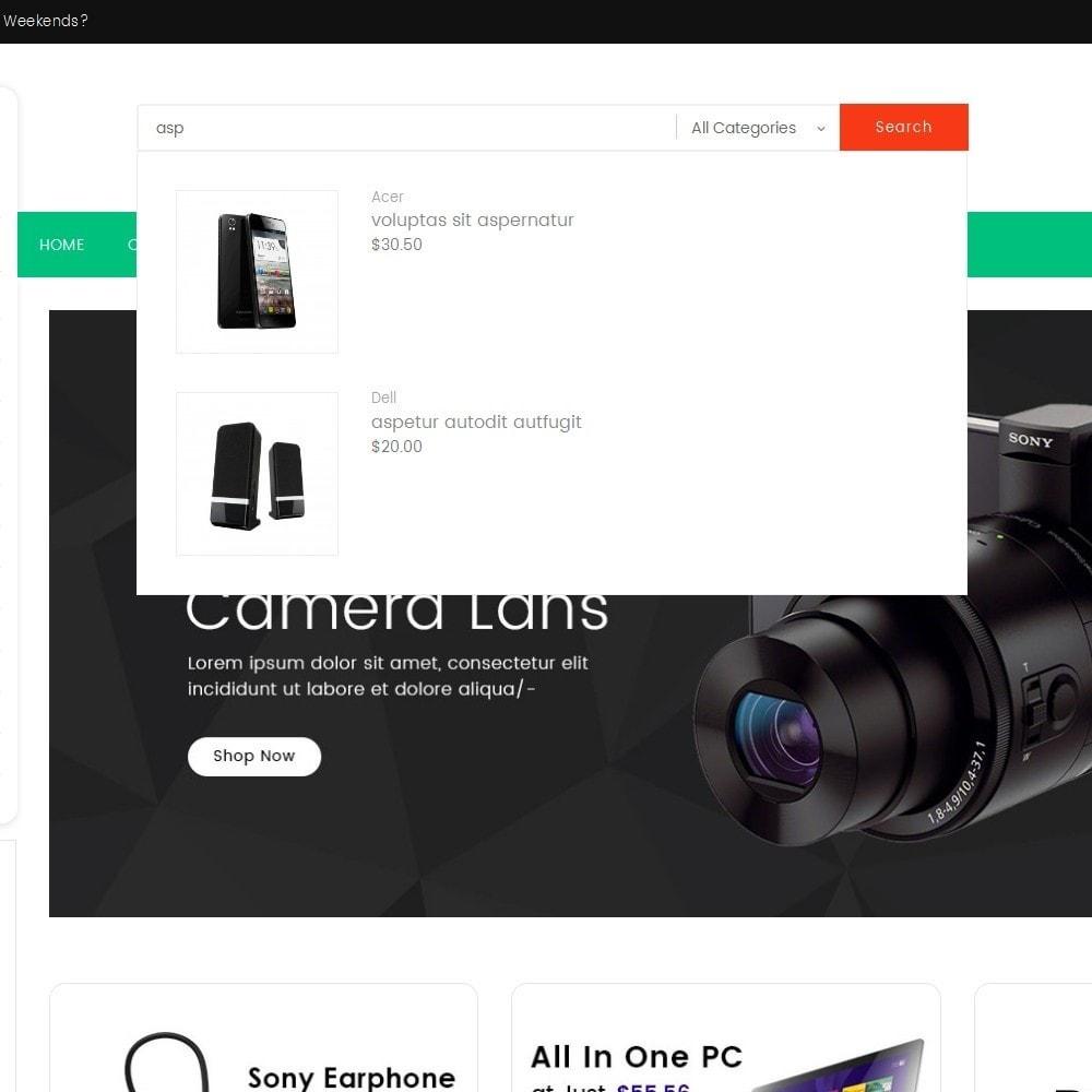 theme - Elettronica & High Tech - Mega Shop Electronics - 11