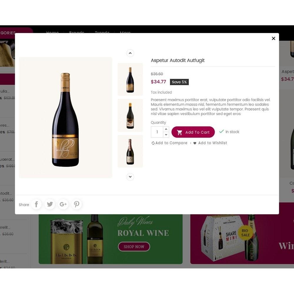 theme - Getränke & Tabak - Mega Mart Wine & Tobacco - 9