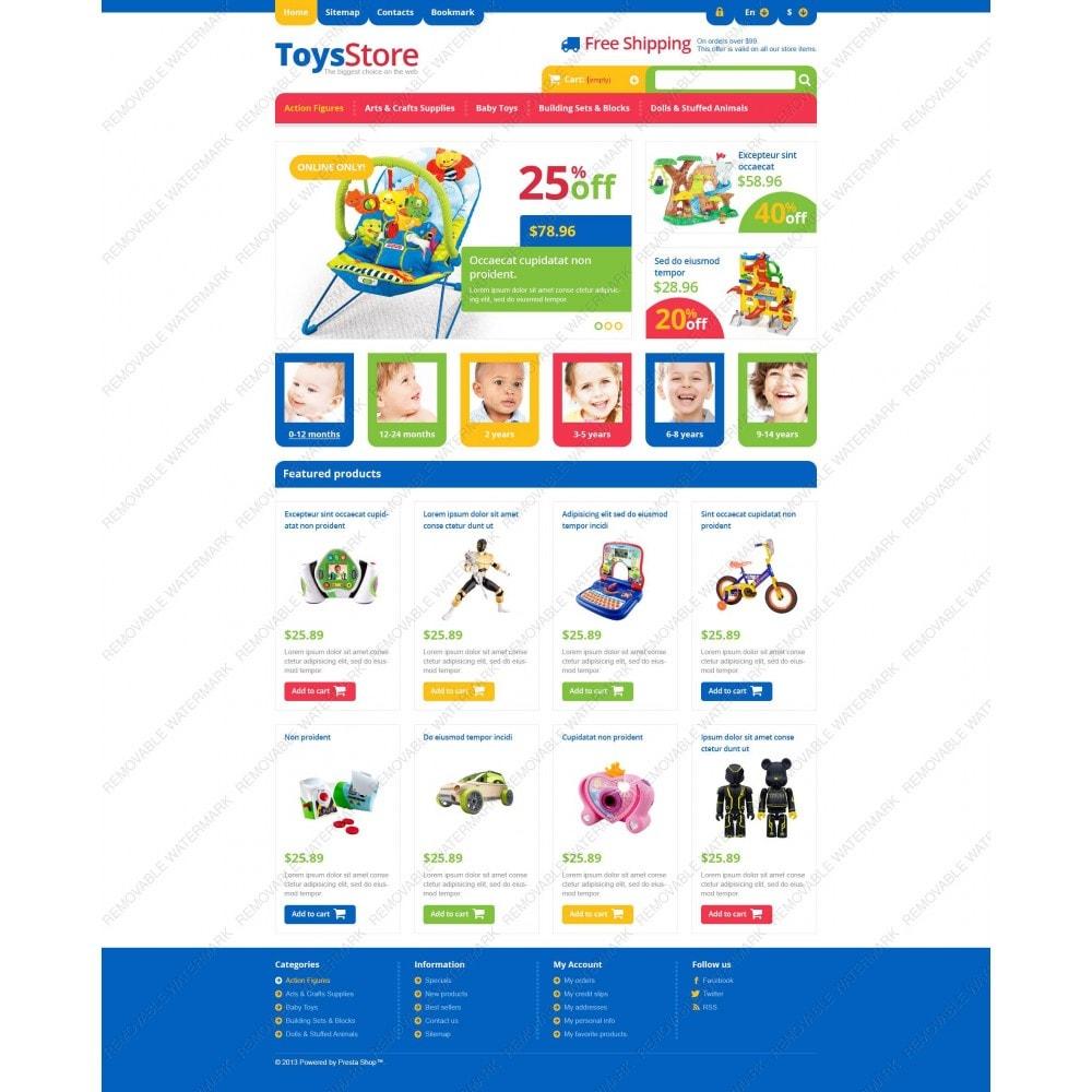 theme - Crianças & Brinquedos - Responsive Toys Store - 5