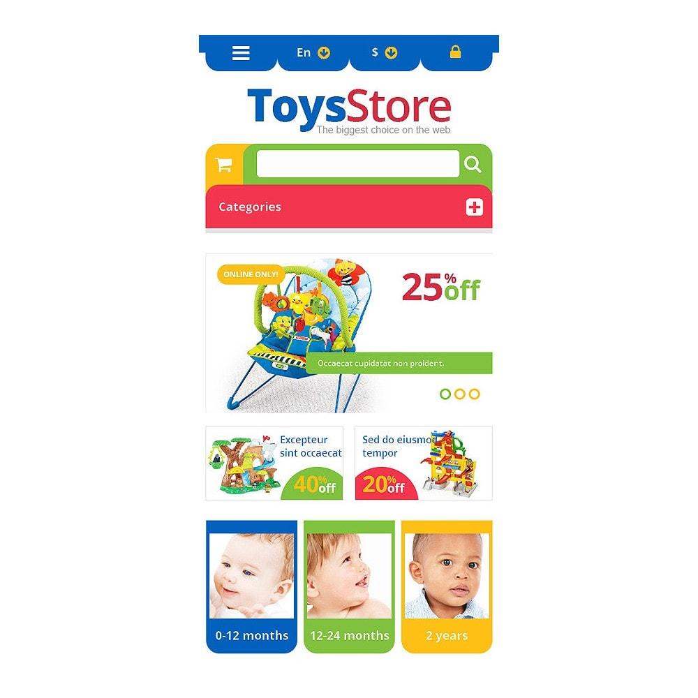 theme - Crianças & Brinquedos - Responsive Toys Store - 8