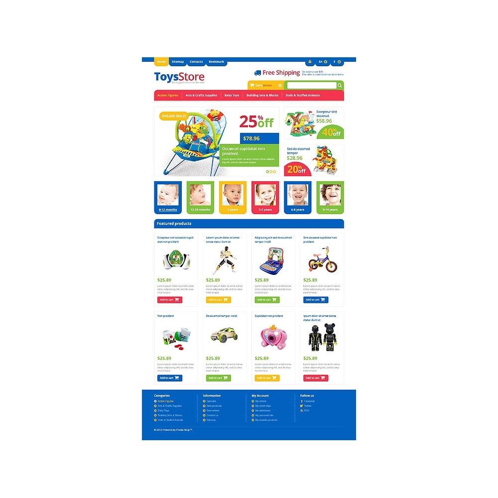 theme - Crianças & Brinquedos - Responsive Toys Store - 10