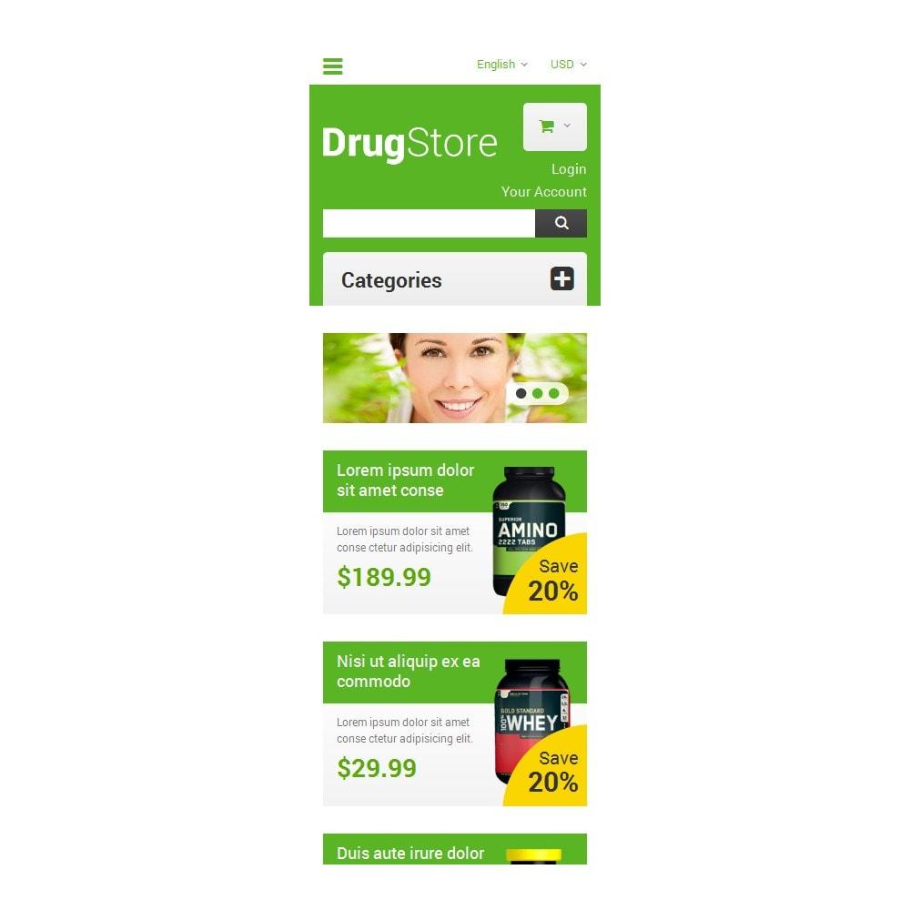 theme - Santé & Beauté - Reliable Drugstore - 9