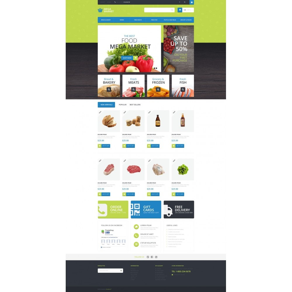 theme - Eten & Restaurant - Food Shop - 4