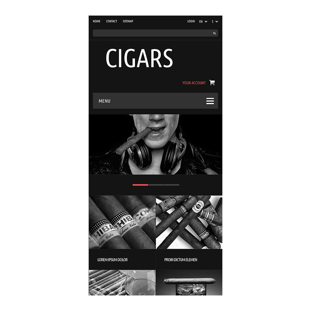theme - Дом и сад - Tobacco  Cigars Store - 9