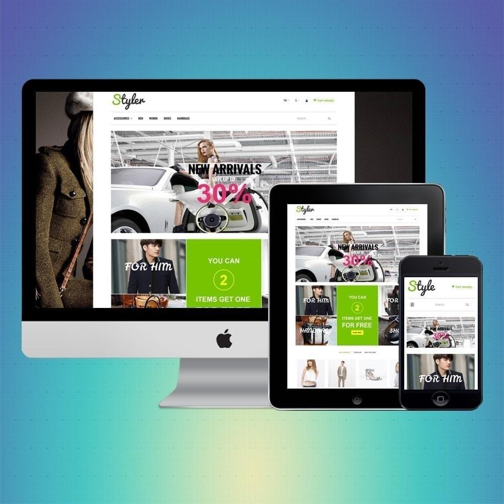 theme - Mode & Schuhe - VP_Styler Store - 1