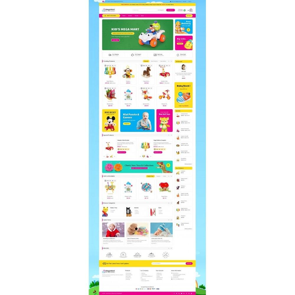 theme - Enfants & Jouets - Mega Mart Kids Toys - 3