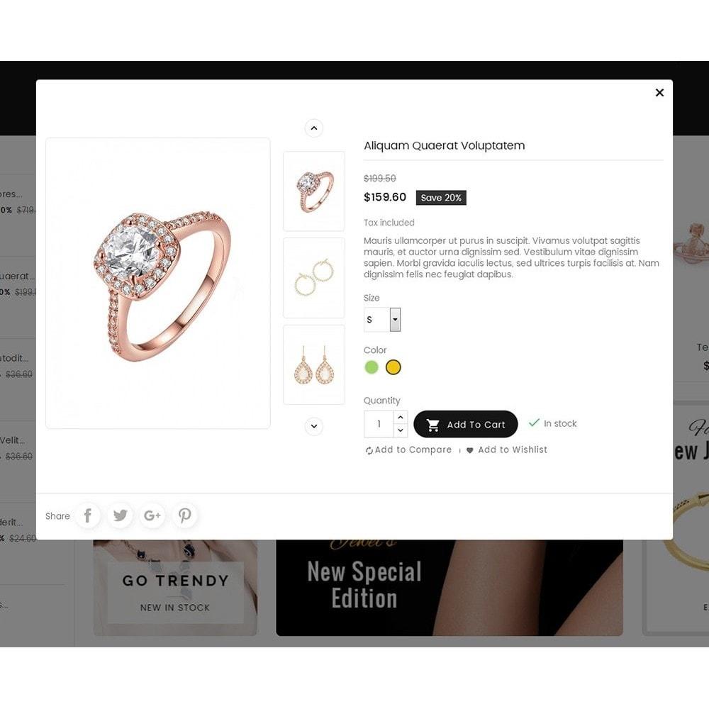 theme - Bijoux & Accessoires - Mega Mart Jewelry Imitation - 9