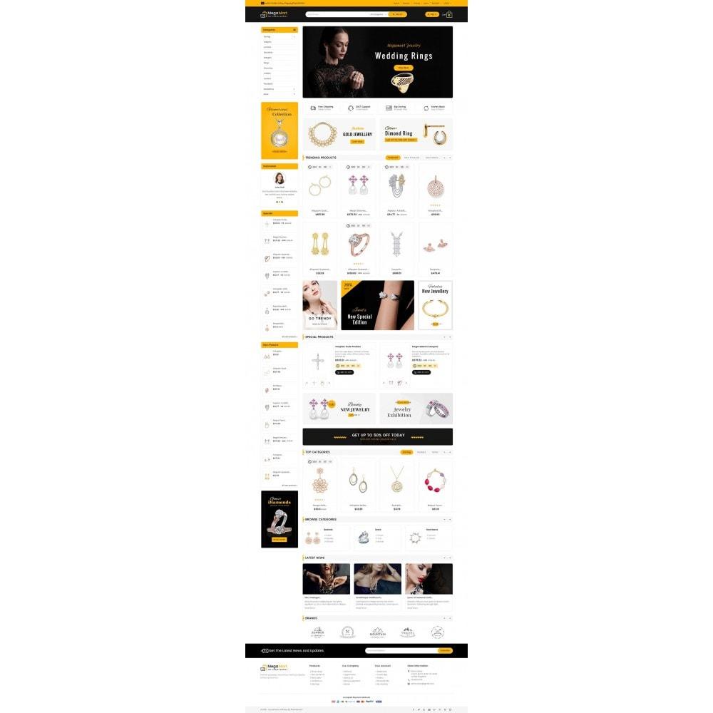 theme - Schmuck & Accesoires - Mega Mart Jewelry Imitation - 3