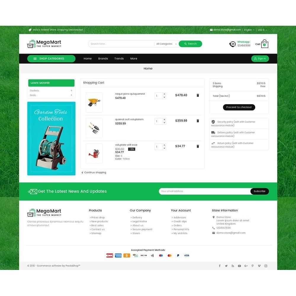 theme - Heim & Garten - Mega Mart Gardening Tools - 7