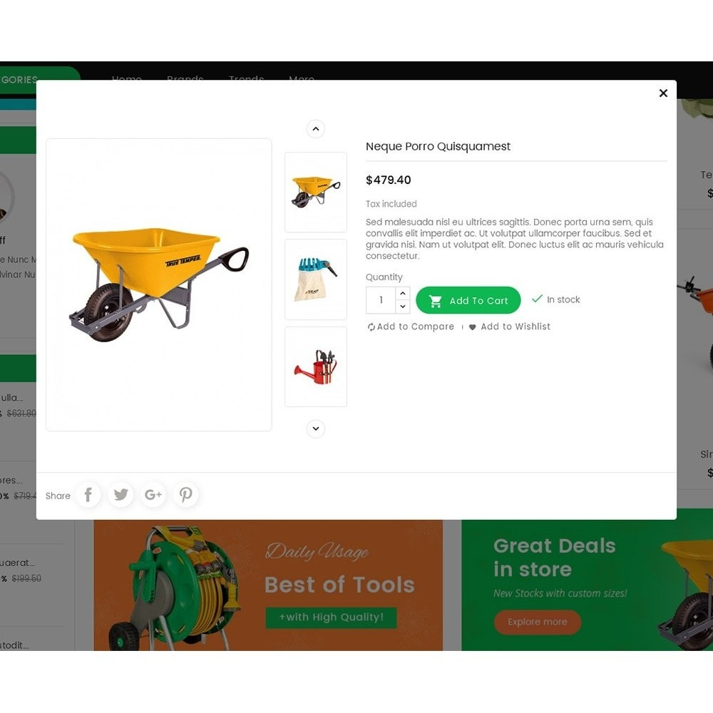 theme - Heim & Garten - Mega Mart Gardening Tools - 9
