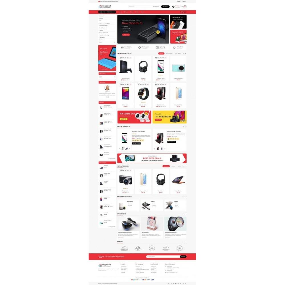 theme - Elektronik & High Tech - Mega Mart Electronics - 3