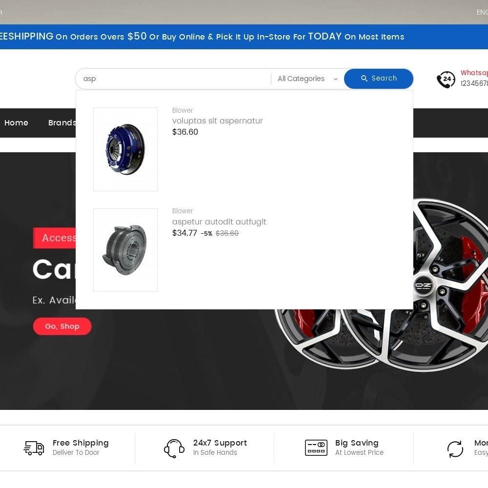 theme - Auto & Moto - Mega Mart Auto Parts - 11