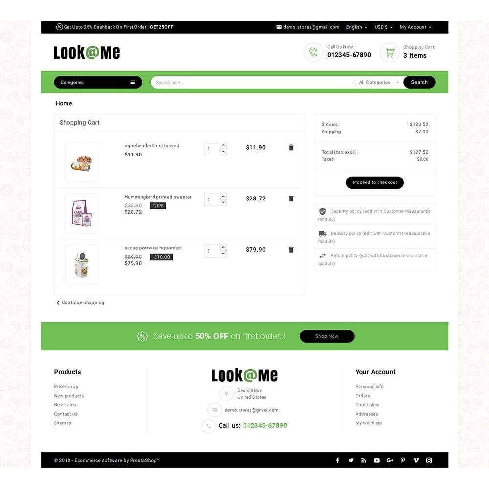 theme - Animaux - Look me Pets Store - 7