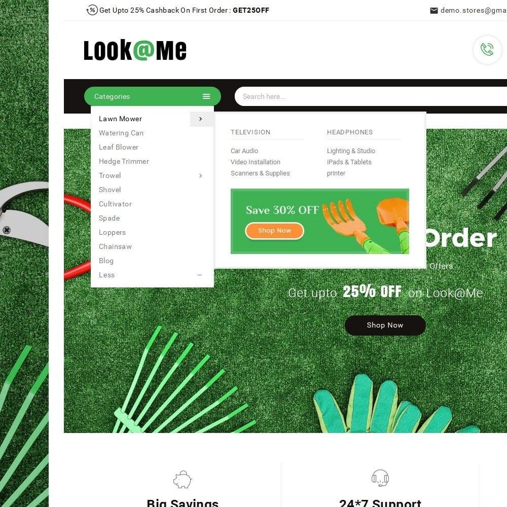 theme - Hogar y Jardín - Look me Garden Tools - 10