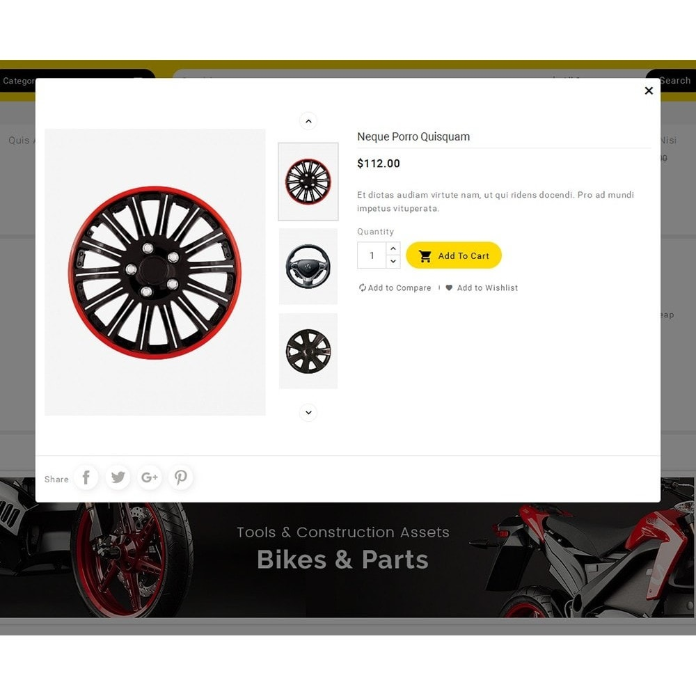 theme - Coches y Motos - Look me Auto Parts - 9