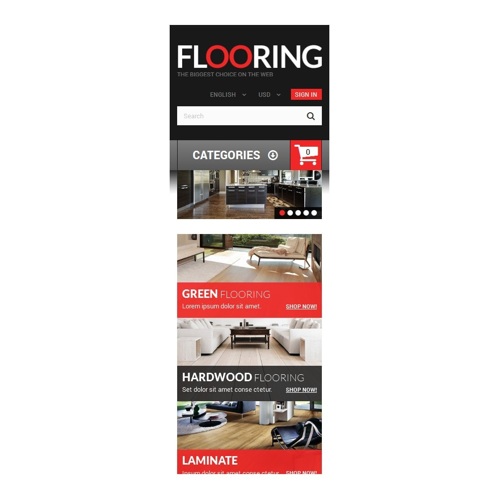 theme - Art & Culture - Flooring Store - 9