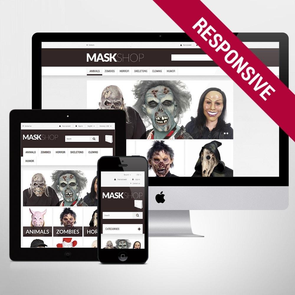 theme - Regali, Fiori & Feste - Masquerade Mask - 1