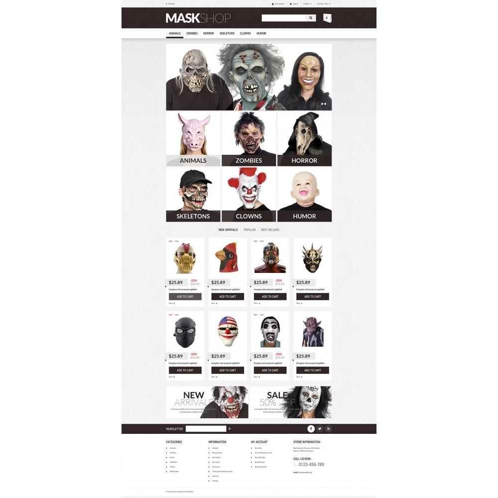 theme - Regali, Fiori & Feste - Masquerade Mask - 2