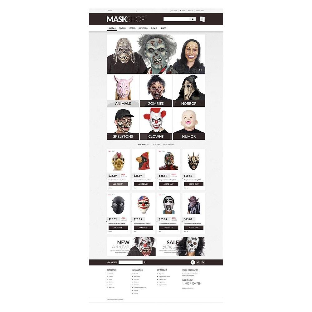 theme - Regali, Fiori & Feste - Masquerade Mask - 10