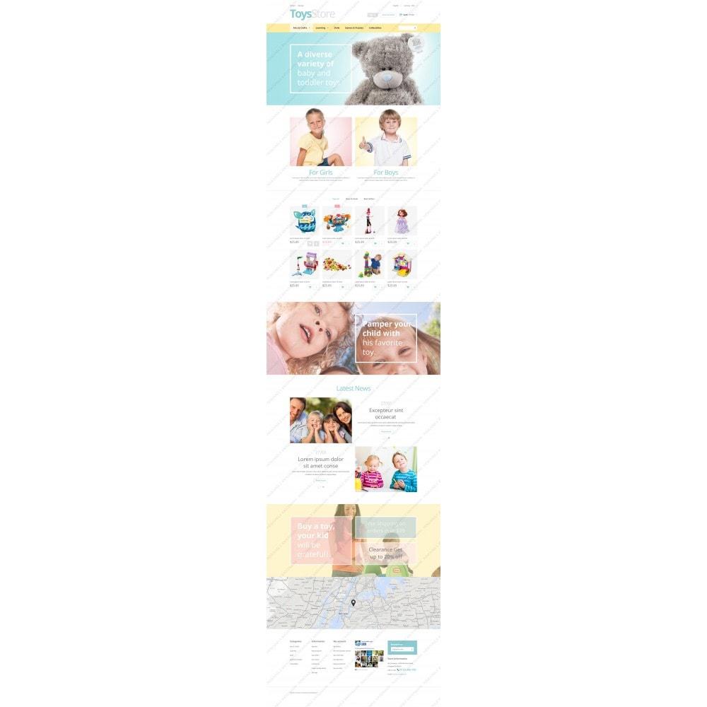 theme - Enfants & Jouets - Toys Shop - 3