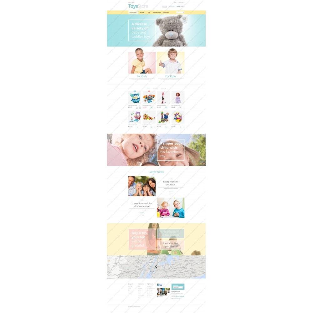 theme - Niños y Juguetes - Toys Shop - 5