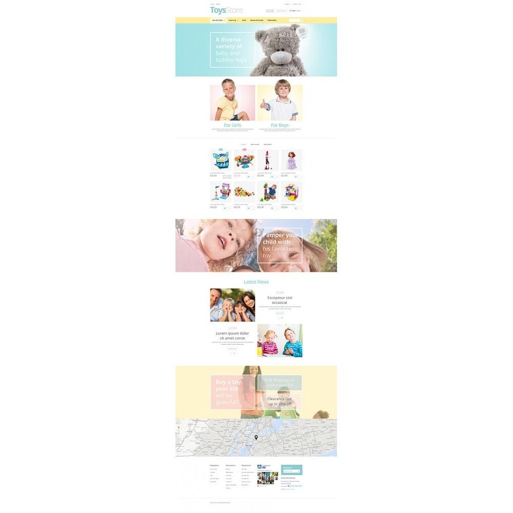 theme - Enfants & Jouets - Toys Shop - 10